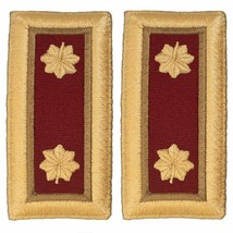 Genuine U.S Army Shoulder Strap: Major Logistics - Female - $60.37