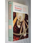 1976 Metalship Science Complément Remplacement Livre Relié Grolier - $17.54