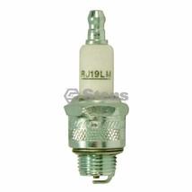130-421 Stens Champion Carded Spark Plug Champion RJ19LM - $6.99
