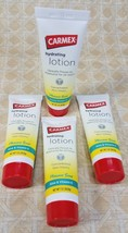 Carmex Hydrating Healing Lotion Concentrated Aloe & Vitamin E 1oz Each Lot of 4 - $24.99