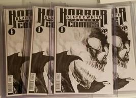 Horror Comics Black & White 1 Antarctic Press Comic 2021 Nm Ships In Mylar ! - $39.59