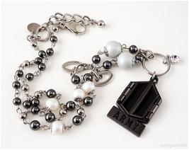 RESERVED for Juicy88 - Custom Swarovski Crystal Necklace - $53.00