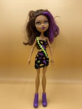 Monster High Doll Freaky Field Trip Clawdeen Wolf Daughter of Wolfman - $11.39