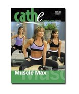 Muscle Max with Cathe Friedrich (Hardcore Series workout) by Cathe Fried... - $39.59