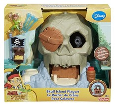 Fisher-Price Disney's Jake and The Never Land Pirates Skull Island - $68.60