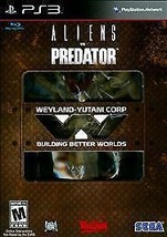 Alien vs. Predator -- Hunter Edition (Sony PlayStation 3, 2010) BRAND NE... - $84.04