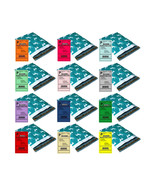 10x13 Deer Designer Poly Mailers + Colored Self Adhesive Shipping Labels - $1.99