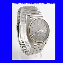 Retro and Vintage Omega Constellation Day-Date Uhr Wrist Watch 1974 - $1,295.00