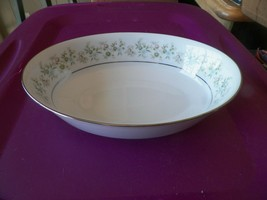 Noritake oval serving bowl (Savannah) 2 available - $19.60