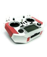 Non-Slip Cortex Grip & Foot Pad Red Black for FrSky Taranis Q X7/X7S RC ... - $14.07