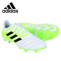 Adidas Copa 20.3 FG Football Boots Shoes Soccer Cleats White G28553 - $81.99
