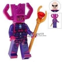 Single Sale Galactus Galan World Eater Marvel Fantastic Four Minifigures Blockt - $3.95