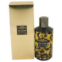 Mancera Wild Leather Eau De Parfum Spray (unisex) 4 Oz For Women  - $114.72