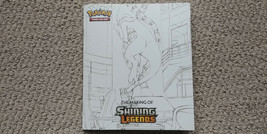 Pokemon Shining Legends Art Illustration Book from Super Premium Collection - $9.99