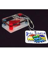 Paradise Toys Sm Medium Bird Acrylic Activity Toy Rattle Rectangle 320 C... - $7.99