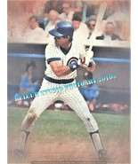 Bill Buckner ~ Billy Buck ~ Chicago Cubs ~ Dodgers Red Sox ~ Oil Style A... - $4.77+
