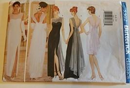 Butterick 5302 evening dress size 6,8,10 - $8.90