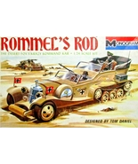 1969 Rommel's Rod Krazy Command Kar #6745 - 0225 1:24 Model Car Kit  - $124.95