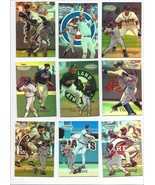 1999 TOPPS GOLD LABEL CLASS 1 - STARS, HOF - WHO DO YOU NEED #1-50 - $0.99+
