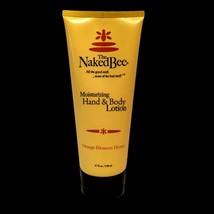 The Naked Bee Orange Blossom Honey Hand & Body Lotion 6.7 oz Large Size New - $11.81