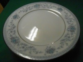 """Beautiful China-Contemporary By Noritake """"Blue Hill"""". 4 BREAD-SALAD Plates 6.5"""" - $24.34"""