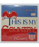 The ViCounts This Is My Country RARE Christian Gospel Vinyl LP HTF - $37.13