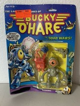Adventures Of Bucky O'Hare Action Figure - New Old Stock - MIB!  - A.F.C... - $29.91