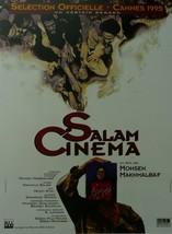 Hello Cinema / Salam Cinema - Movie Poster - Framed Picture 11 x 14 - $32.50