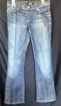 Rock and Republic Stevie Dark Wash 5- Pocket Low Waist Jeans sz 28 - $14.03