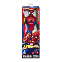 Spider-Man Titan Hero Series Action Figure Toy Marvel Large 12 Inch - £13.60 GBP