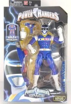 Power Rangers In Space Blue Ranger Legacy Limited Edition New Saban Bandai  - $21.77