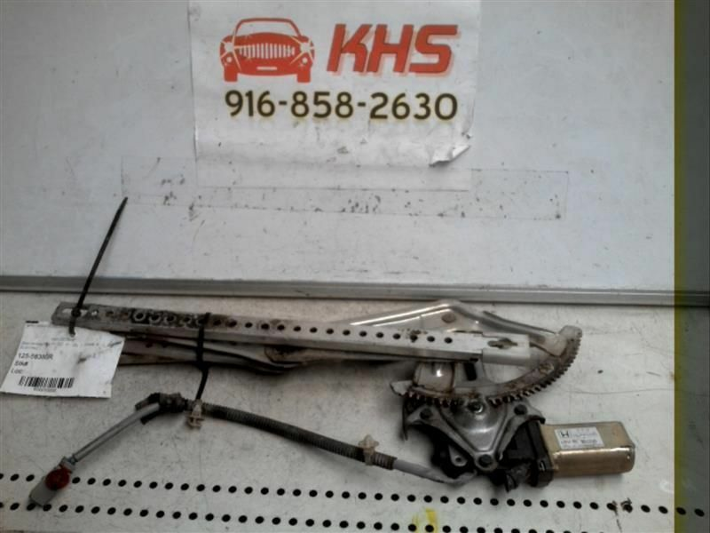 Primary image for Passenger Front Window Regulator Sedan 4 Door Fits 91-95 LEGEND 70050
