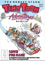 Tiny Toon Adventures Magazine #2 DC Comics 1990 VERY FINE+ NEW UNREAD - $4.50