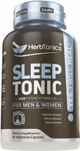 Sleep Aid Melatonin Natural Non-Habit Forming  Stress, Anxiety & Insomnia Relief - $21.99