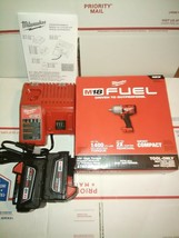 """BRAND NEW Milwaukee 2767-20  M18 Fuel 1/2"""" Impact Wrench W/ Friction Ring Kit - $544.50"""