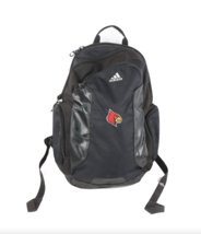 Adidas Fresh Pak University of Louisville Team Issued Backpack Book Bag ... - $49.45