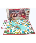 VTG Big Foot The Giant Snow Monster Board Game Complete 4701 Milton Brad... - $94.04