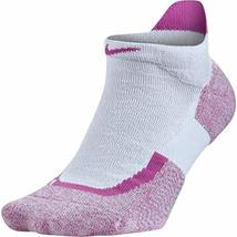 Nike Elite Women's Cushioned Support Tennis Socks SX4987-105 Size 6-10 - $15.99