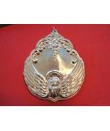 2001 Wallace Sterling Silver Grande Baroque Angel Ornament - $69.00