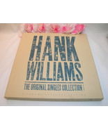 Hank Williams Special Boxed Set 3 Cassette Tapes & Booklet with Photos &... - $36.99
