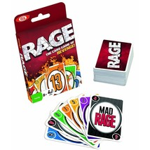 Nuevo Rage Tarjeta Juego de Venganza Multi Jugador Edad 8+ 2-8 por Ideal - $8.21
