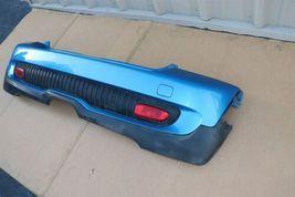 07-10 Bmw R56 Mini Cooper S Turbo JCW  Bumper Cover w/ Fog Lights LASER BLUE image 3