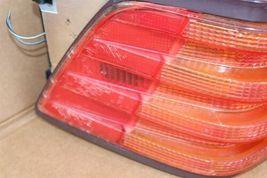 90-95 Mercedes W129 R129 500 500sl SL320 S500 Tail Light Lamps Set R&L image 5