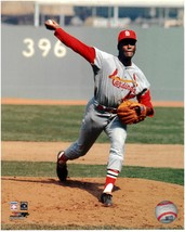 Bob Gibson St. Louis Cardinals Unsigned Licensed Baseball Photo 2 - $8.95