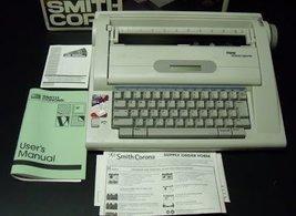 Smith Corona Word Processor Typewriter Model NA3HH - $161.49