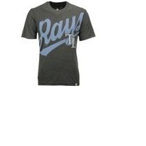 New Mlb Tampa Bay Rays Majestic Men's Super Script T-Shirt Size L - $5.00
