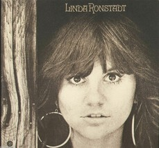 Linda Ronstadt Self-Titled Vinyl LP Record Album - $14.99