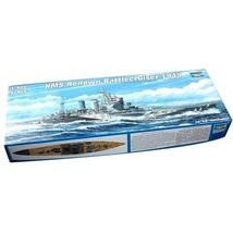 Trumpeter 1:700 British Renown class cruiser 1945 plastic model - $98.73