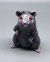 Max Toy Dry-Brush Oh-Nezumi Rat/Mouse Handpainted by Mark Nagata - Extremely Lim image 2