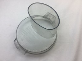 Cuisinart Food Processor  Cover Lid with Large Feed Tube DLC-877BGTX - $23.36